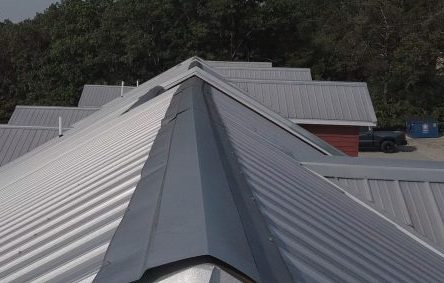 Metal Roofing - 5 Star Commercial Roofing commercial metal roofing e1613109043874
