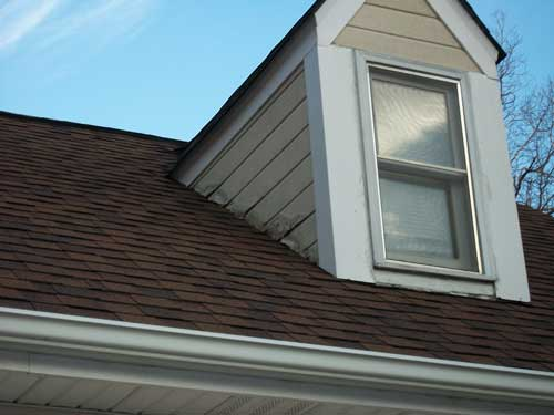Are Your Walls Rotting Because Of Your Roof? dormer