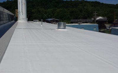 5 Star Metal Roof - flat roof coatings