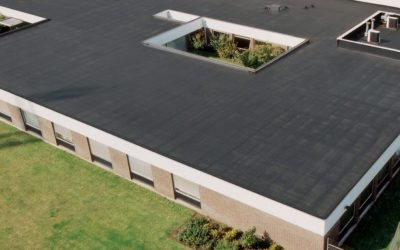 5 star commercial roofing epdm roof
